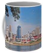 Cincinnati Panorama Coffee Mug