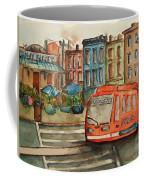 Cincinnati Streetcar Coffee Mug