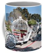 Cinderella Carriage Coffee Mug