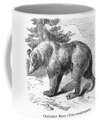 Cinnamon Bear Coffee Mug