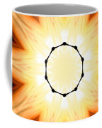 Circle Of Light Coffee Mug