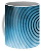 Circular Ripples Coffee Mug