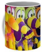 Circus Animals Coffee Mug