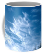 Cirrus Cloud Coffee Mug