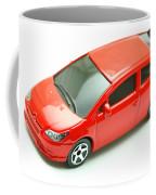 Citroen C4 Model Car Coffee Mug