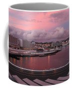 City At Dusk Coffee Mug