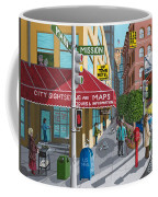 City Corner Coffee Mug