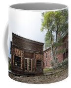 City Drug Store And Hotel Meade - Bannack Montana Ghost Town Coffee Mug
