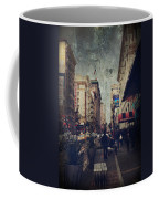 City Sidewalks Coffee Mug