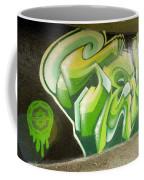 City Sponsored And Approved Graffiti Coffee Mug