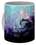 Cityscapes Coffee Mug by Linda Sannuti
