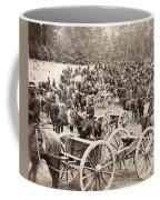 Civil War: Artillery, 1862 Coffee Mug
