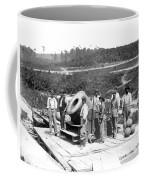 Civil War: Cannon, 1864 Coffee Mug