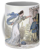 Civil War Cartoon Coffee Mug