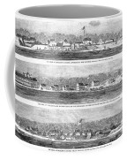 Civil War: Fort Moultrie Coffee Mug