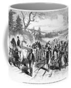 Civil War: Freedmen, 1863 Coffee Mug by Granger