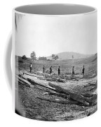 Civil War: Graves, 1862 Coffee Mug