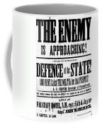 Civil War: Lees Campaign Coffee Mug