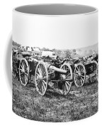 Civil War: Parrott Guns Coffee Mug