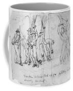 Civil War: Punishment Coffee Mug