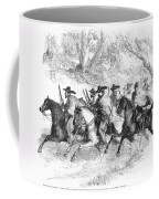 Civil War: Texas Rangers Coffee Mug