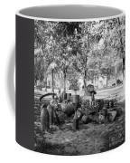 Civil War: Torpedo Shells Coffee Mug