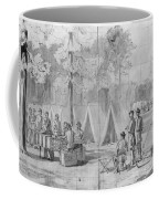 Civil War: Voting, 1864 Coffee Mug