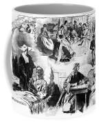 Civil War: Women, 1862 Coffee Mug