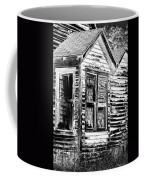 Clapboards And Lace Coffee Mug