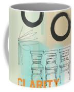 Clarity Coffee Mug by Linda Woods