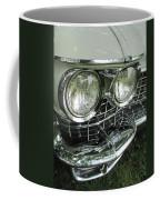 Classic Car - White Grill 1 Coffee Mug