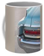 Classic Car Aqua Holiday Coffee Mug