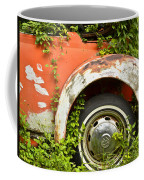 Classic Car Forgotten Coffee Mug