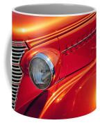 Classic Car Lines Coffee Mug