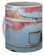 Classic Car Rust 6 Coffee Mug