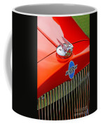 Classic Chevrolet Hood And Grill Coffee Mug