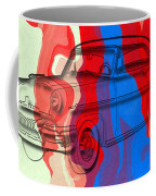 Classic Mercury Abstract Coffee Mug