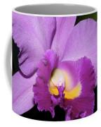 Classic Purple Orchid Coffee Mug
