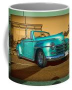 Classic Teal Convertible Coffee Mug