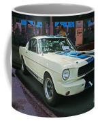 Classy Mustang Coffee Mug