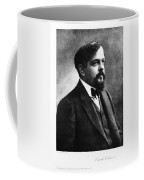 Claude Debussy, French Composer Coffee Mug by Photo Researchers