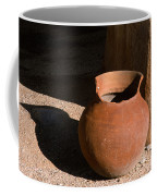 Clay Pot And Shadow Coffee Mug