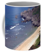 Clean Beach Coffee Mug