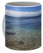 Clear Water And Coral Coffee Mug