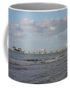Clearwater Pier 69 Coffee Mug
