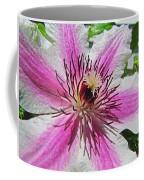 Clematis II Coffee Mug