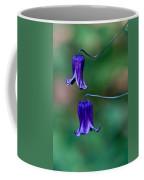 Clematis Integrifolia Rooguchi 2 Coffee Mug