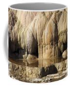 Cleopatra Terrace, Mammoth Hot Springs Coffee Mug