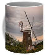 Cley Windmill Coffee Mug by Chris Thaxter