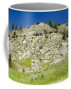 Cliff Side Panorama Coffee Mug